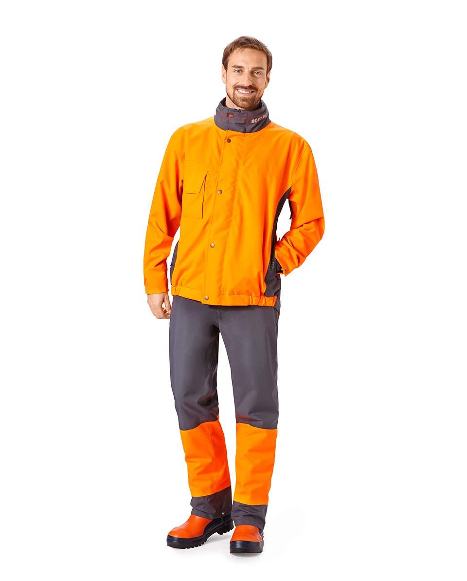KOX Aquatex II Regenschutz-Jacke Bild 4