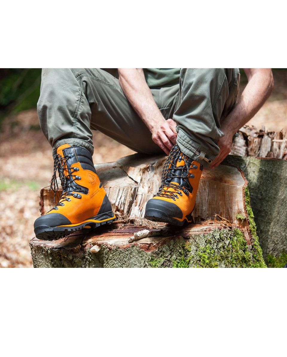 Haix® Schnittschutzstiefel Protector Forest Bild 5