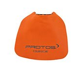 Protos Integral Nackenschutz in orange