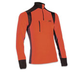 X-treme Polar Funktionsshirt in orange/grau