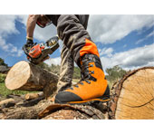 Haix® Schnittschutzstiefel Protector Forest Bild 4